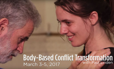 Body-Based Conflict Transformation